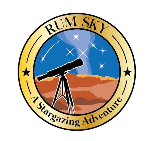 RumSky Stargazing Adventure