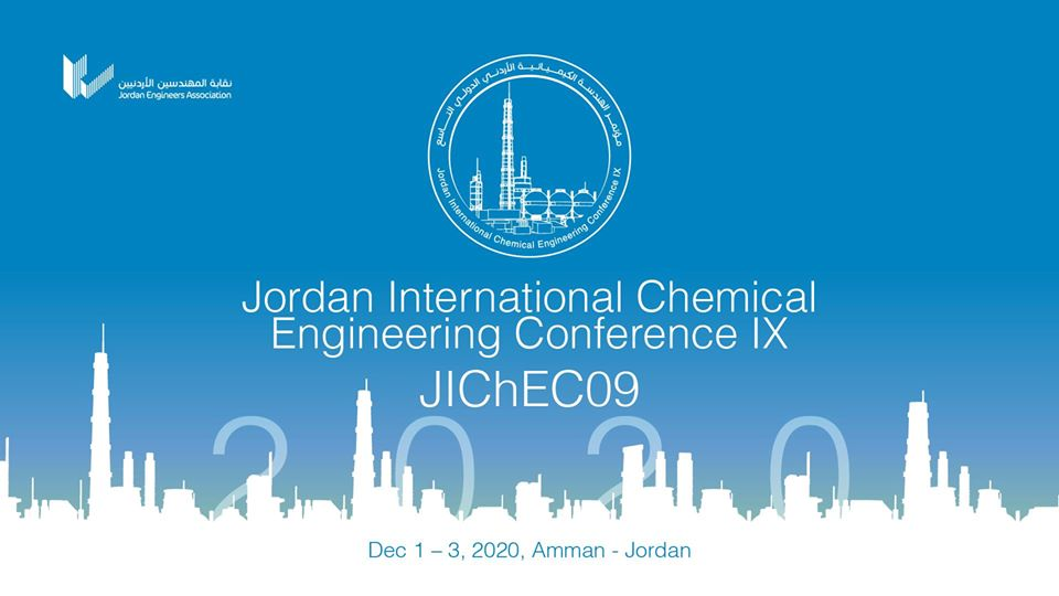 The Jordan International Chemical Engineering Conference IX